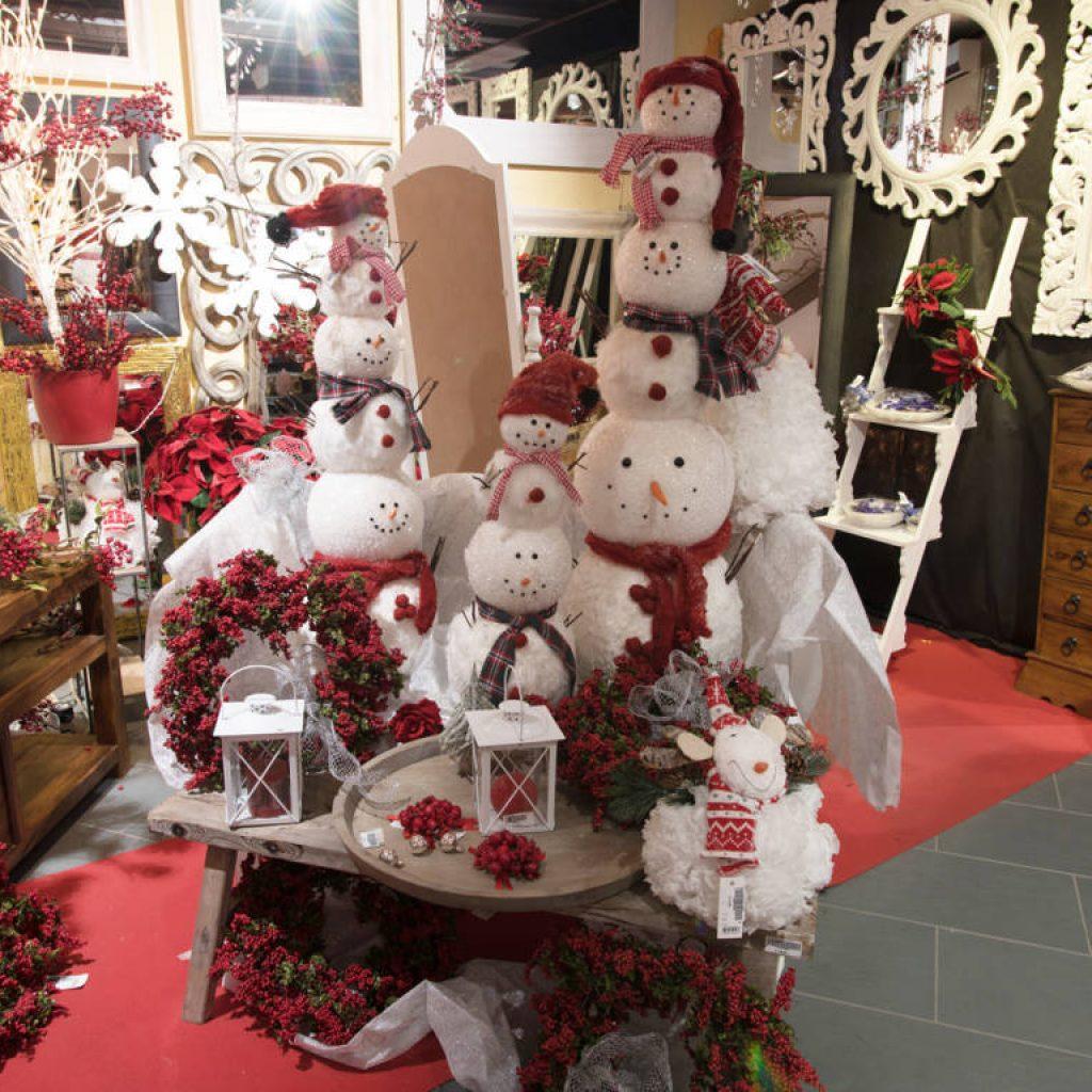 Accessori Natale.Addobbi Natalizi Luci Presepi E Alberi Di Natale Garden