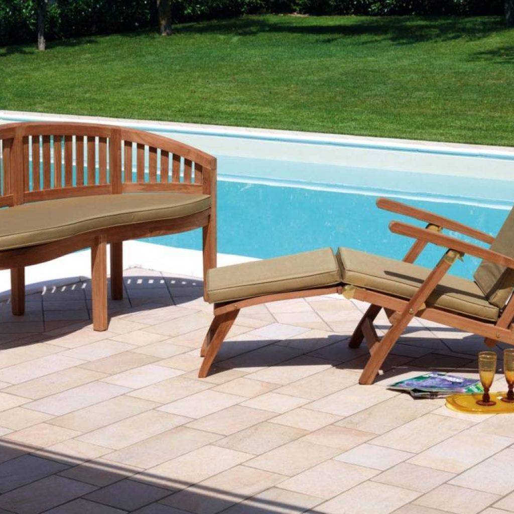 Arredo giardino e terrazzo mobili da esterno e for Lettini da terrazzo