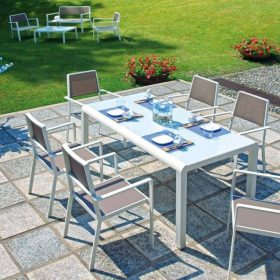 Arredo giardino e terrazzo mobili da esterno e for Arredamenti terrazze e giardini